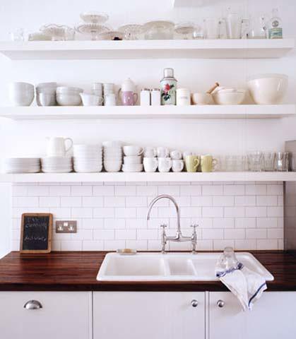kitchen brick tiles
