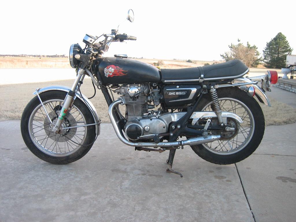 1973 yamaha tx650 a photo on flickriver