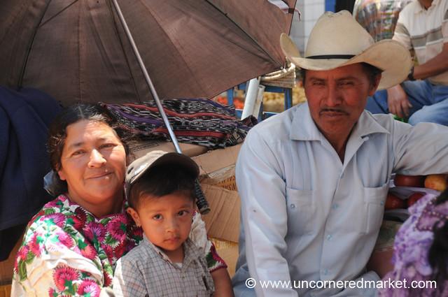 Family Portrait - Xela, Guatemala