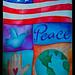 Peace flag, Solvang