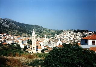 Hvar cityscape