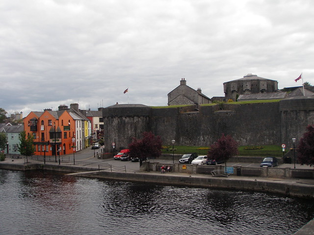 Athlone Castle by Flickr CC mrpbps