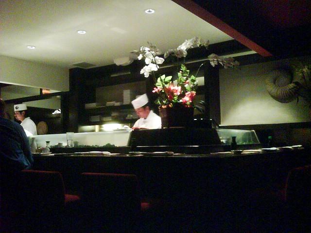 Koi restaurant sushi bar explore florian seroussi 39 s for Koi restaurant los angeles
