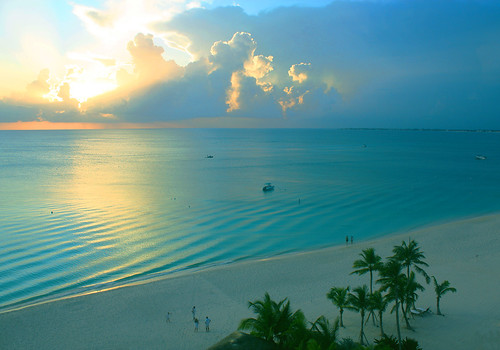 Grand Cayman (sunset)