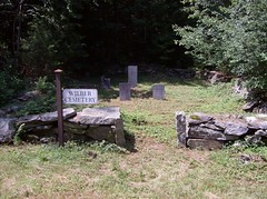 Wilber Cemetery, New Salem, Massachusetts