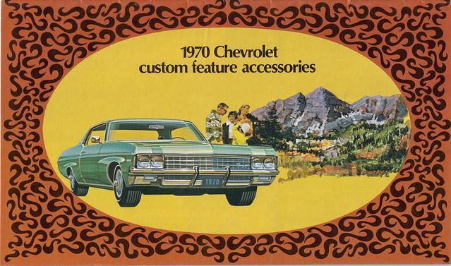 1970 Chevrolet Impala Hardtop