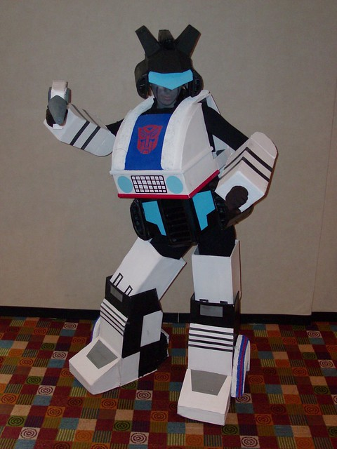 416 Autobot Jazz - Transformers