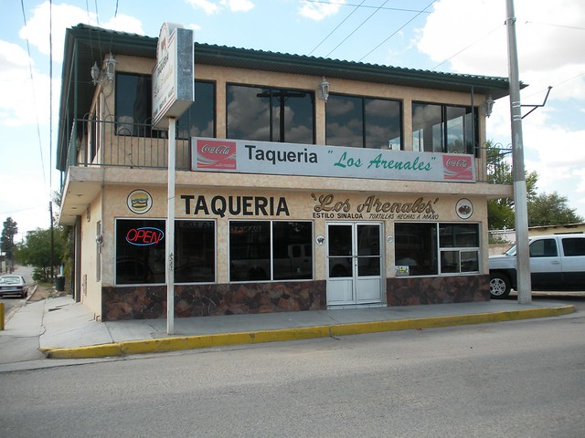 Los Arenales in Agua Prieta