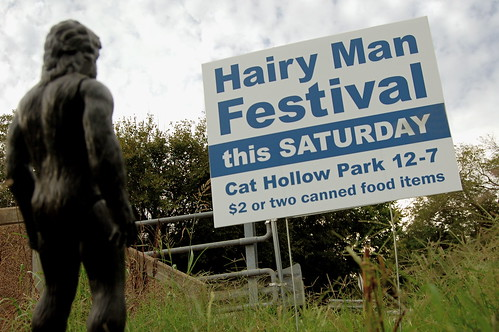 Bigfoot / Hairy Man