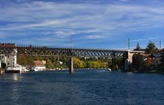 Bridge, Schaffhausen, Switzerland