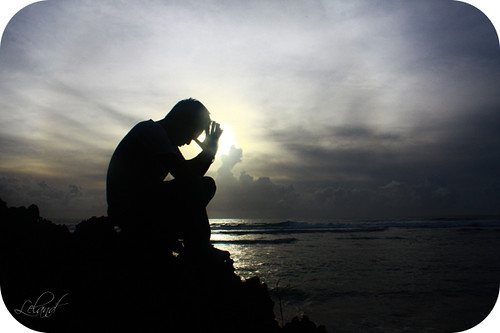 Lost in Prayer