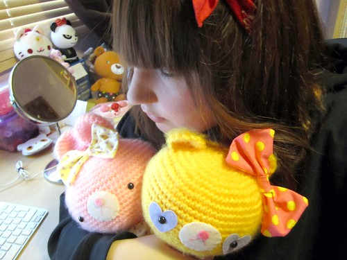 Today is amigurumi day...