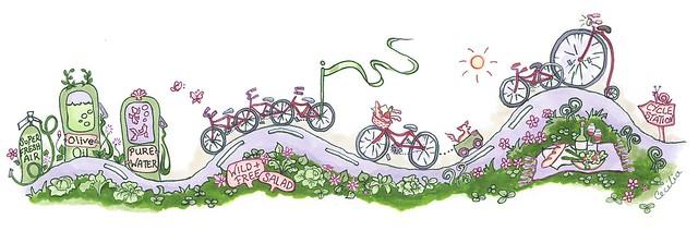 Wild and free bike