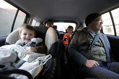minivan at maximum passenger capacity    MG 6238