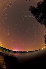 90 Minutes of star trails | by *BZd*