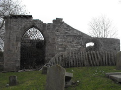 Dargie Church, Invergowrie, by Dundee