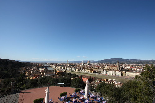 Piazzale Michelangelo #001