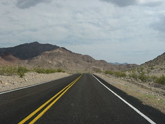 Death Valley National Park, California, Jubilee Pass Road
