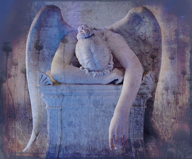 angel of sorrow - photo #8