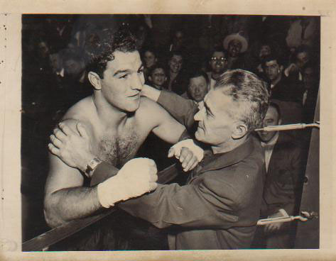 Marciano & father
