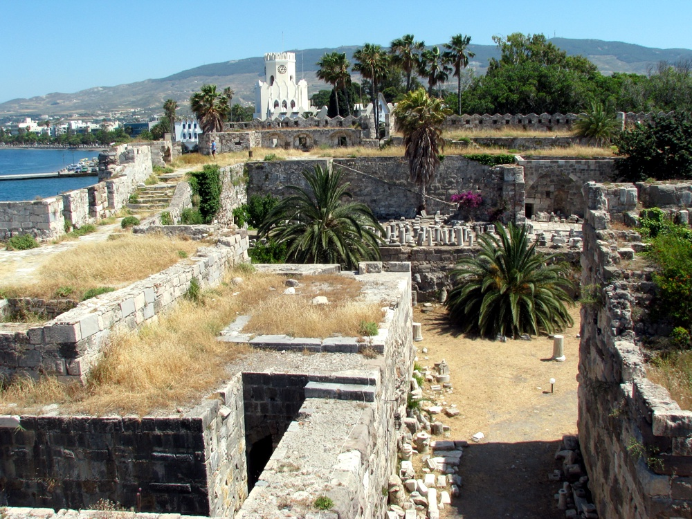 The Castle of Kos (Neratzia)