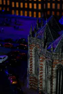 Madurodam At Night