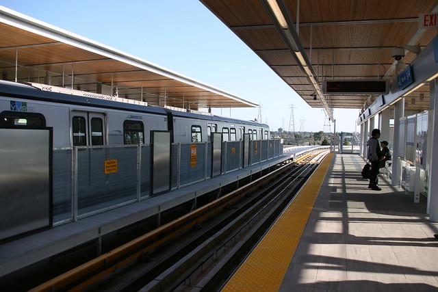 Canada line, Sky Train