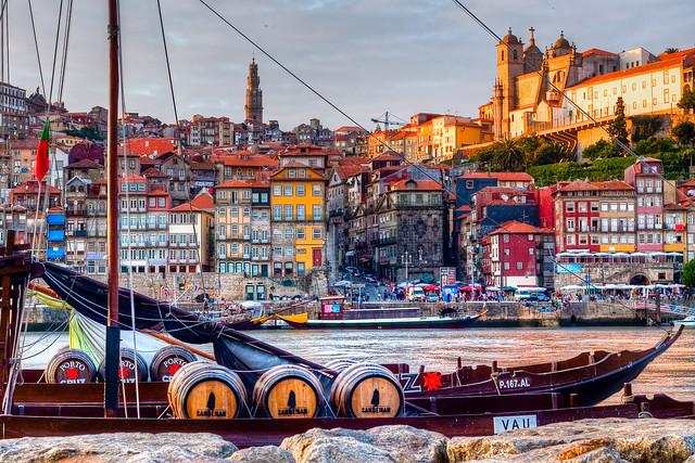 034/365 – Porto Sunset