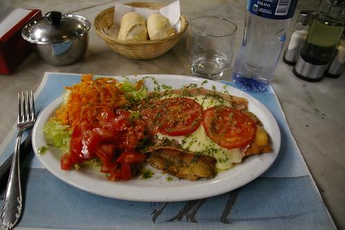 Comiendo en Buenos Aires