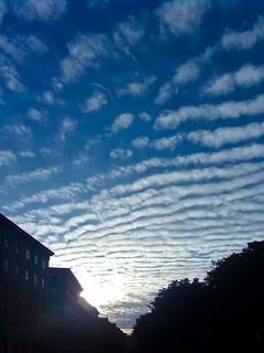 a sky like this