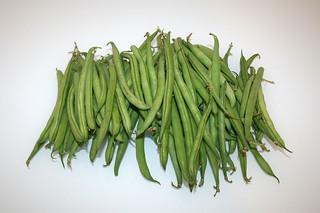 06 - Zutat grüne Bohnen / Ingredient green beans