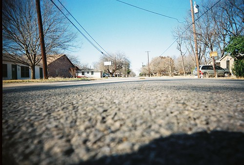 """Street Level 2"" - Vivitar Ultra Wide & Slim at Ground Level"
