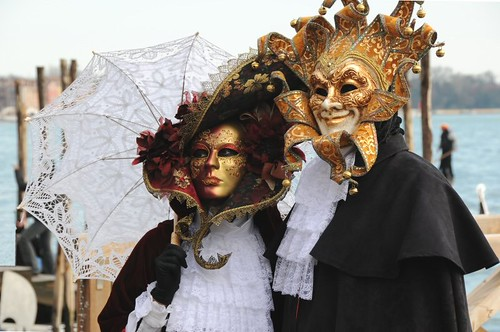 Carnevale Venezia S. Marco 25