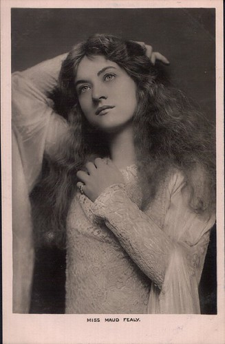 Maude Fealy by Lizzie Cadwell Smith