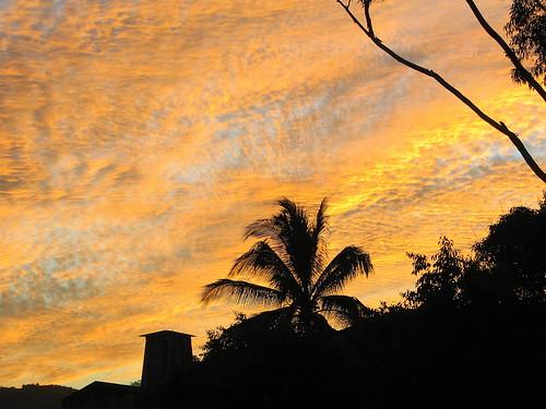 city sunset sky sun clouds atardecer nubes elsalvador sansalvador neoslv