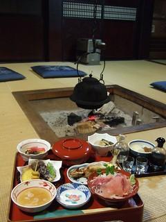 晚餐 @ 勇助