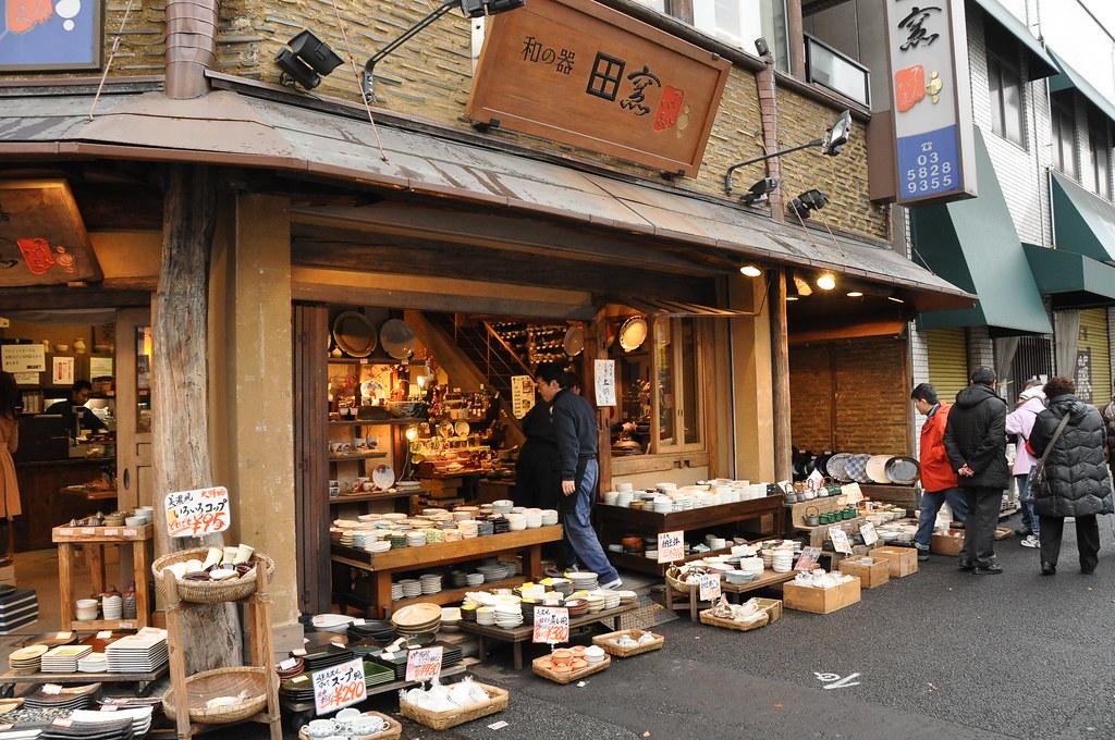Tokyo Kappabashi