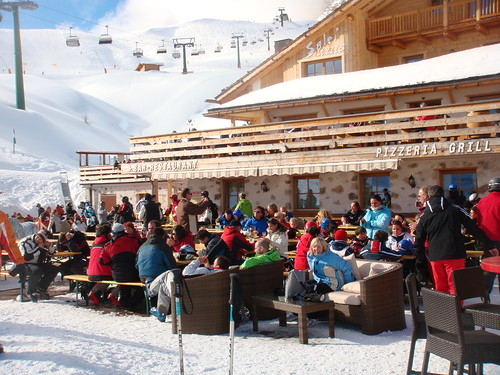 Get a taste for skiing in Alta Badia