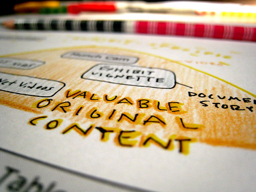value content marketing
