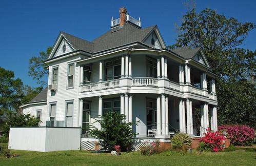 texas kountze hardincounty kirbyhillhouse house museum nationalregisterofhistoricplaces 99000610 210main colonial revival queenanne architecture victorian 1902 franktsmith