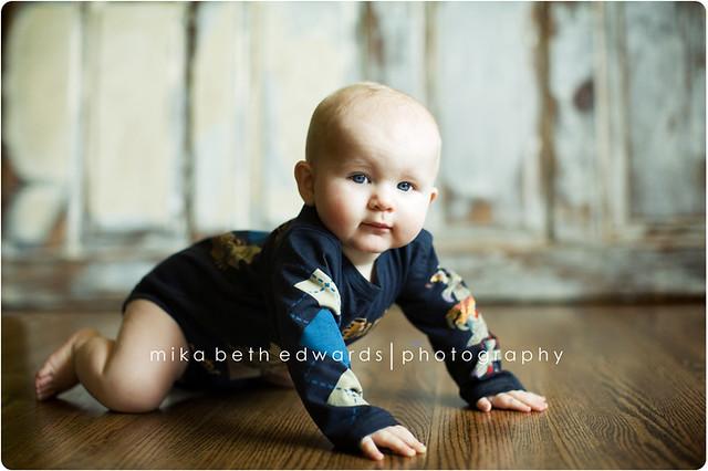 Xander + 6 months...