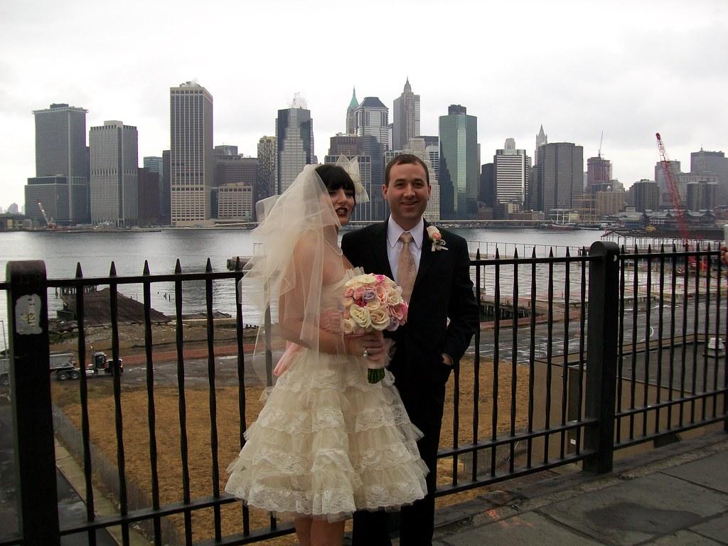 Morning of the wedding