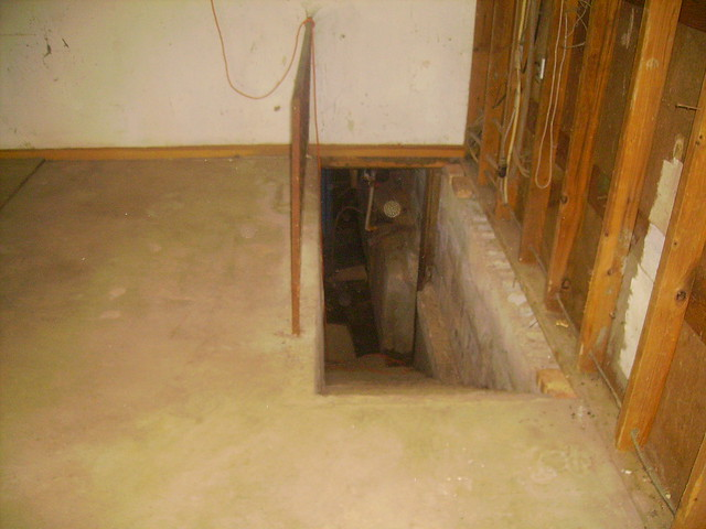 basement access in garage flickr photo sharing