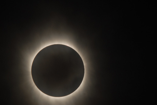 Solar Eclipse 2009 (NASA, Hinode, 7/22/09)