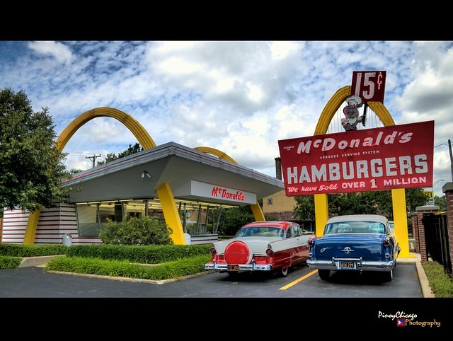 First McDonald's Restaurant in illinois | Flickr - Photo ...