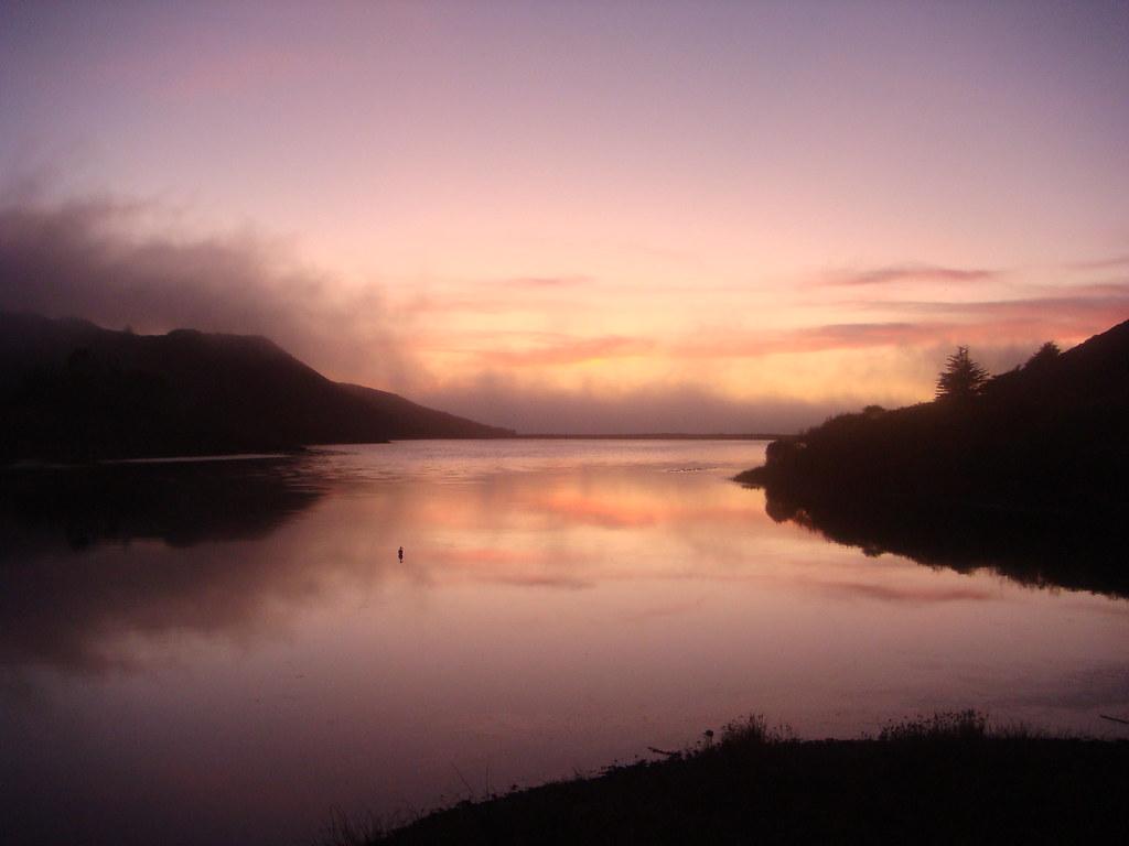 Sunset in Marin