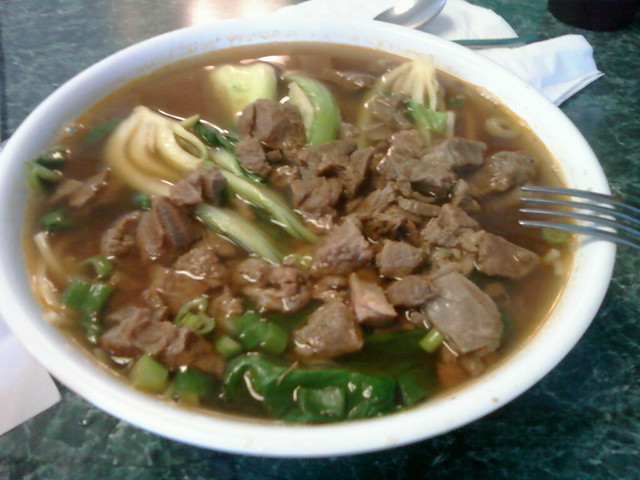 Beef Noodle Soup | Flickr - Photo Sharing!