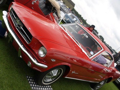 Mustang Fast Back- 1965