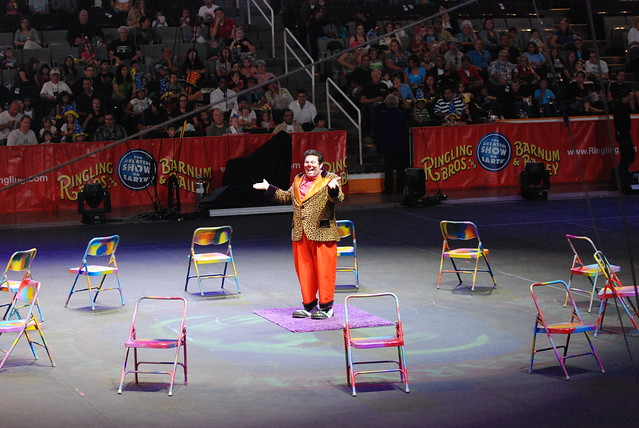 Ringling Bros. Circus Clown