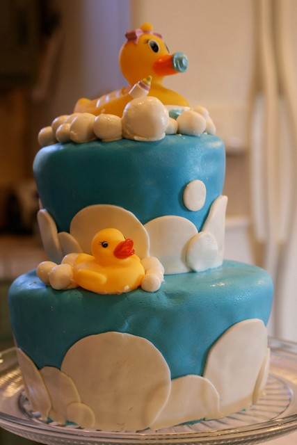 Rubber Duck Baby Shower Cakes http://www.flickr.com/photos/28481644@N02/3869661986/